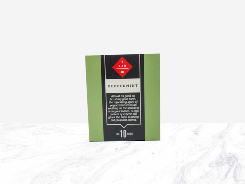 T BAR Peppermint Tea Bags 10