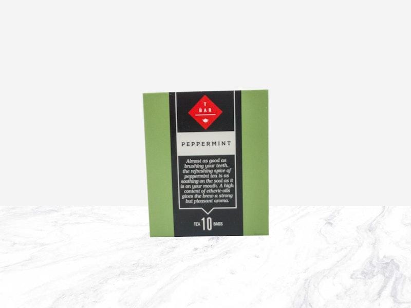 T BAR Peppermint Tea Bags 10