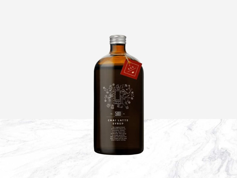 TBAR Chai Syrup